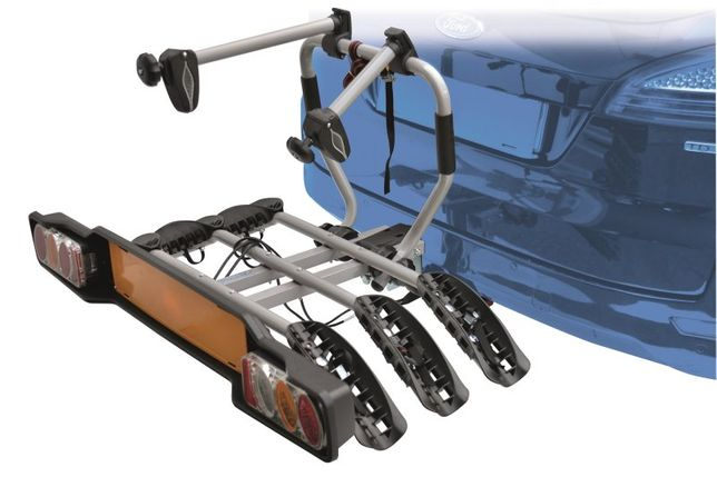 Bagażnik rowerowy na hak Peruzzo Siena 3r