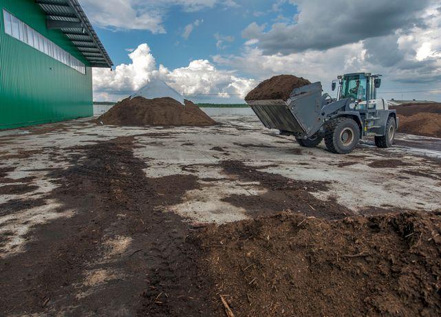 Torf kwaśny borówka amerykańska torf odkwaszony pH 5,5-6,5 substraty