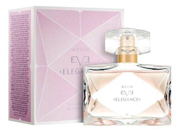 Woda perfumowana EVE ELEGANCE - 50 ml. dla niej Avon