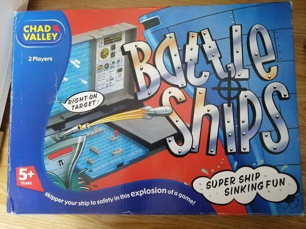 Gra Battle Ships używana
