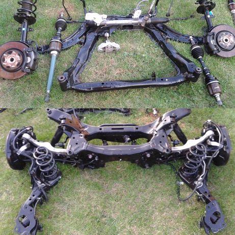 Nissan ROGUE | X-TRAIL t32 : балка, ричаг, цапфа, стойка, полуось ...
