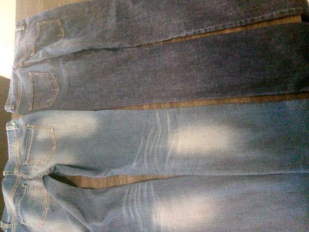 Jeans menina 2 pares