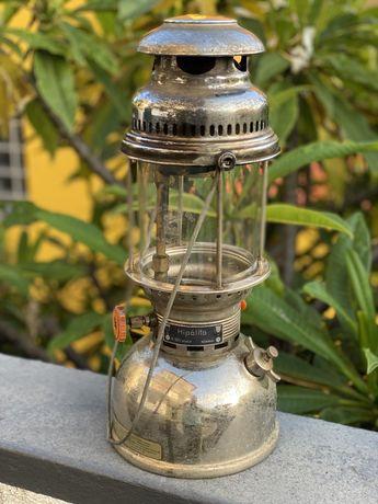 Lanterna a petroleo da marca hipolito H-301/350cp original sem uso