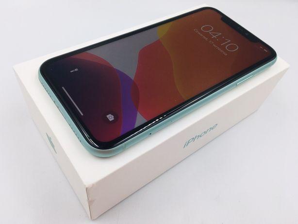 iPhone 11 128GB GREEN • PROMOCJA • GWAR do 12.11.20 • AppleCentrum