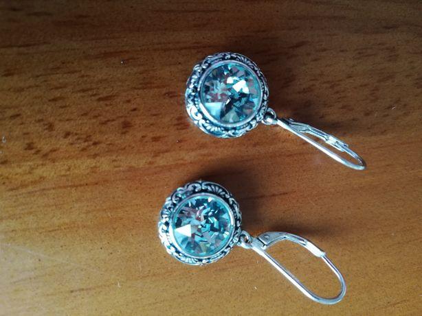 Новые серьги, серебро, тонкая ювелирная работа
