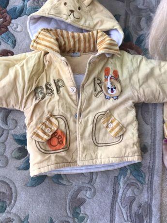 Костюмчик, костюм, куртка дитяча