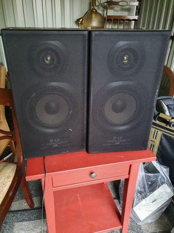 Kolumny głośnikowe, głośniki