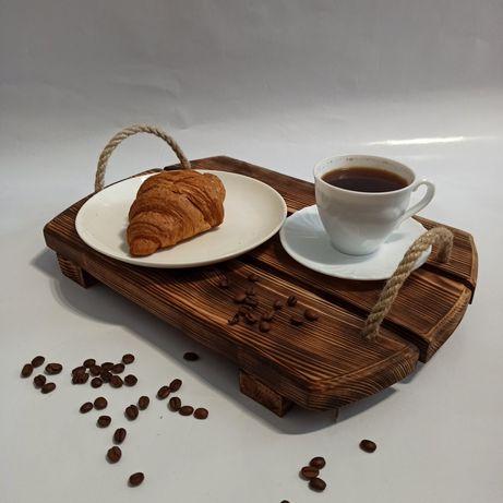 Пропонуємо сніданковий піднос