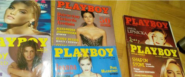 playboy komplet 6 sztuk