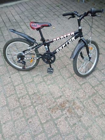 Rower ma kołach 20