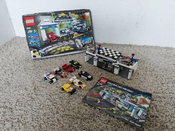 Klocki Lego 8681 Garaż Tuningowy Unikat