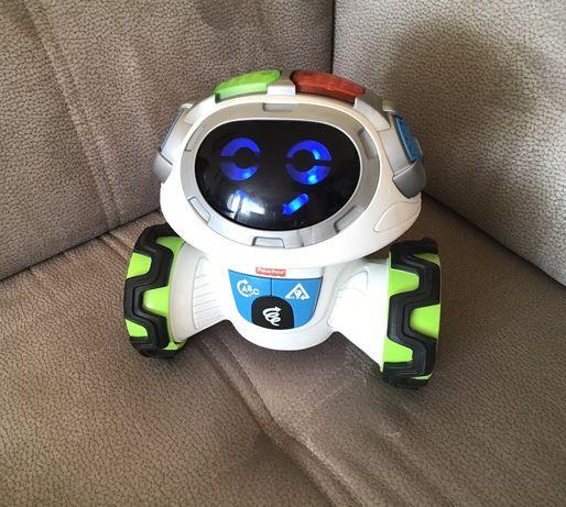 Fisher Price est le robot de Movi