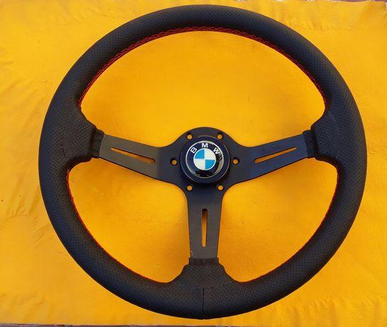 Руль BMW свылитом е21 24 28 30 32 34 36 46 Дриф-рульиталия
