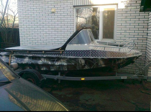 Продам лодку Обь 1