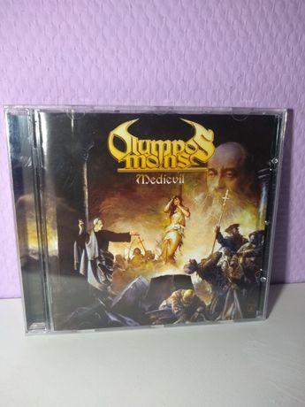 Plyta CD Olympos Mons Medievil