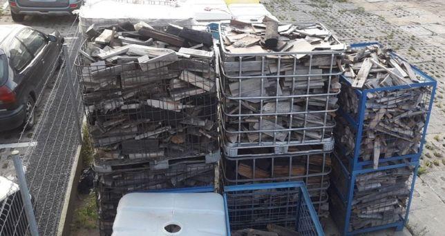 Drewno opał opałowe rozpałkowe suche