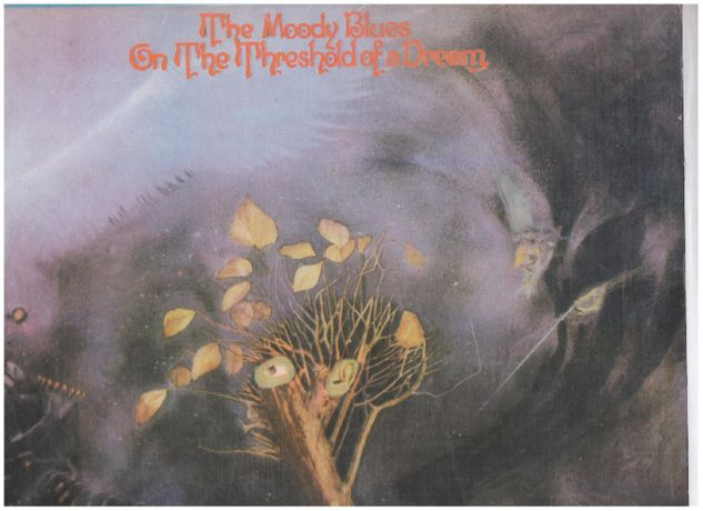 The Moody Blues - On The Treshold of a Dream