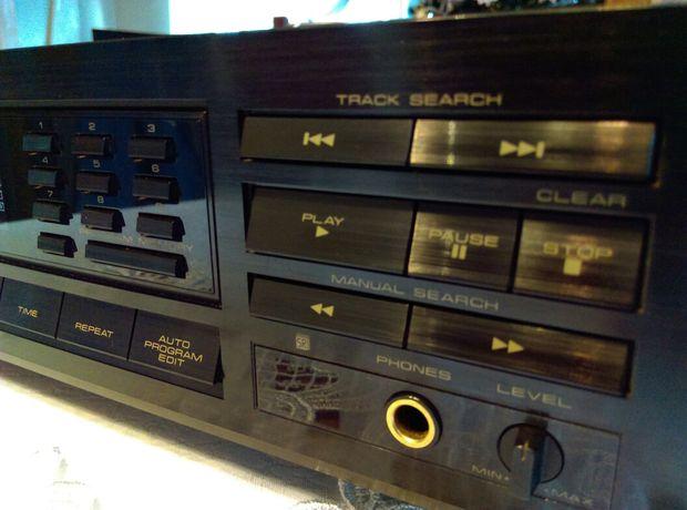 Vintage CD Pioneer PD 5100 Japan CD Player Odtwarzacz CD / kompakt