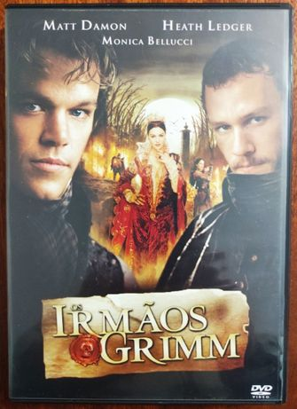 Os Irmãos Grimm - The Brothers Grimm - 2005 - DVD