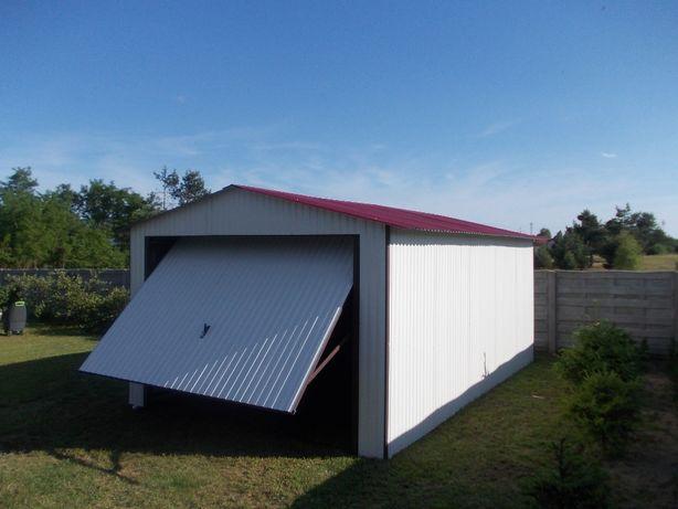 garaż blaszany blaszak wiata garaże blaszane 3x5 4x5 5x5 6x5 3x3 6x6
