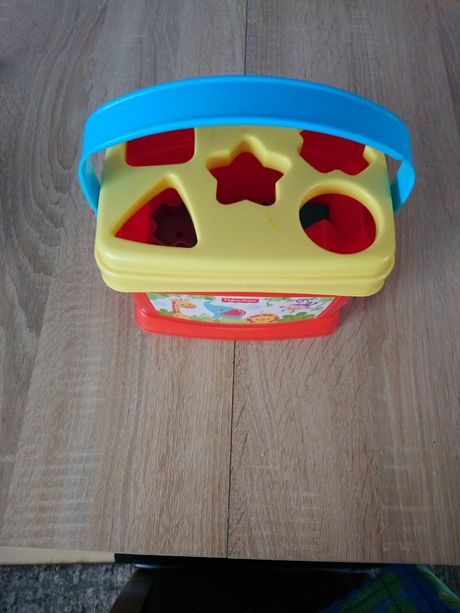 wiaderko sorter fisher price
