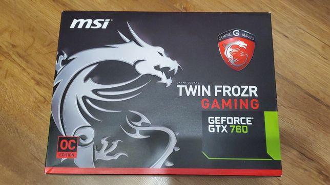 MSI GTX 760 OC Edition 2 Gb