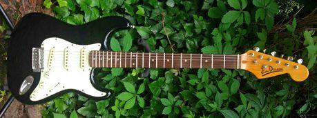 Gitara elektryczna stratocaster Jim Deacon