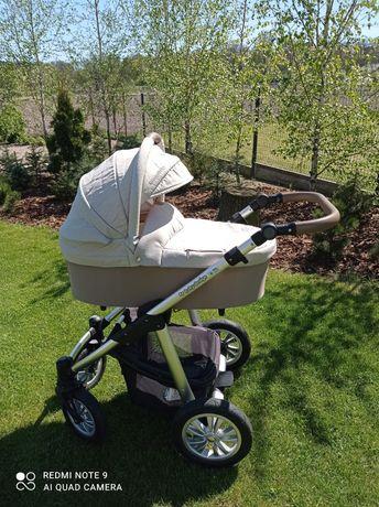 Wózek dziecięcy Baby design dotty i fotelik maxi cosi z adapterami