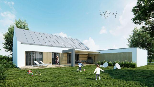 ARCHITEKT-adaptacje projektów gotowych/projekty budowlane-DOBRA CENA