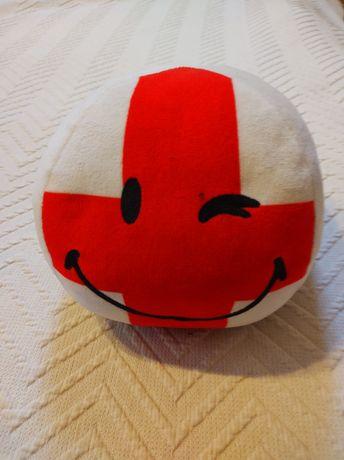 Maskotka piłka Smile World 25cm