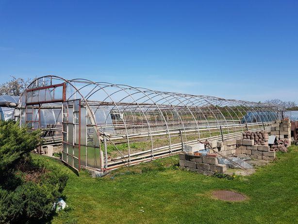 Tunel foliowy ogrodniczy