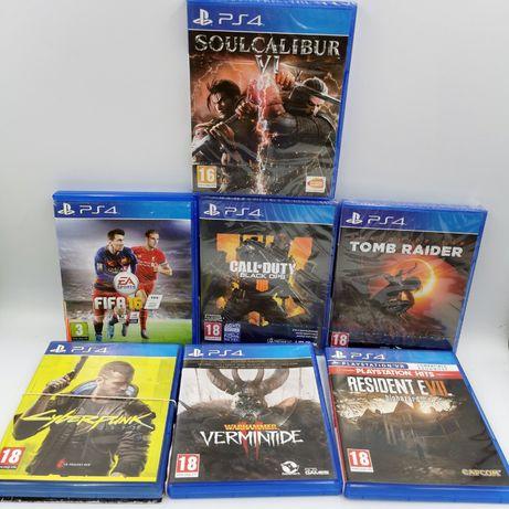 PS4 Gry Różne tytuły / różne ceny!