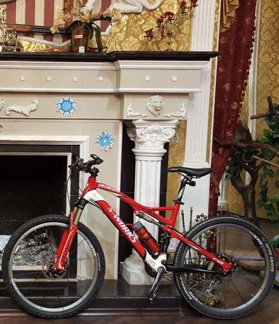Велосипед, двухподвес, Specialized Epic, XTR, carbon, карбон, S-Works.