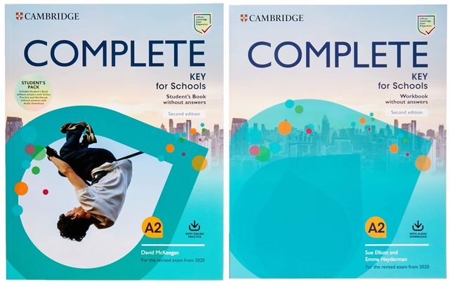 Complete Key for Schools Second Edition Student's Pack