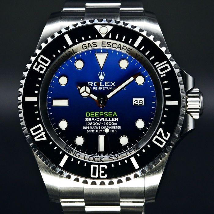 Rolex Deepsea D-Blue Киев - изображение 1