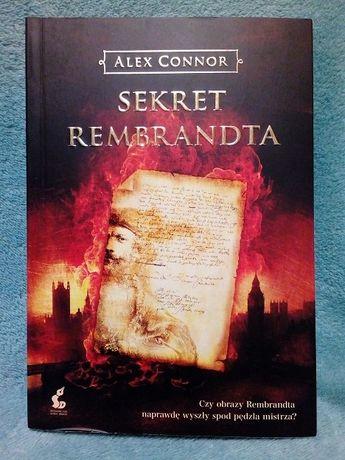 Sekret Rembrandta, Alex Connor