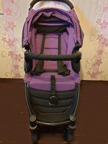 Продам прогулочную коляску BRITAX B-AGILE 4 Mineral Lilac