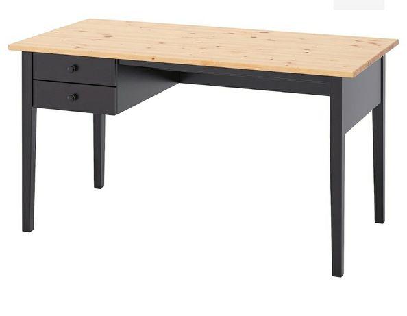 Arkelstorp biurko NOWE Kurier loft drewno IKEA