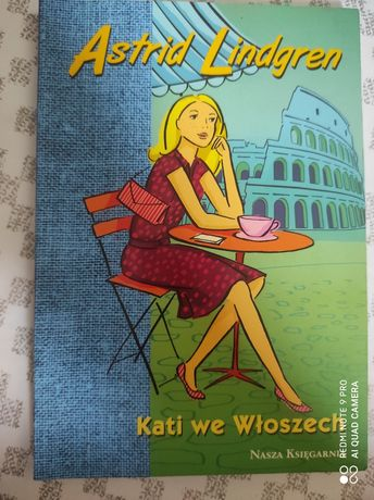 Kati we Włoszech Astrid Lindgren