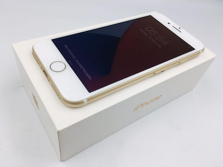 iPhone 7 32GB GOLD • NOWA bateria • GWAR 1 MSC • AppleCentrum Wrocław - image 1