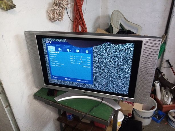 Telewizor 26cali acer al2671w (uszkodzony)
