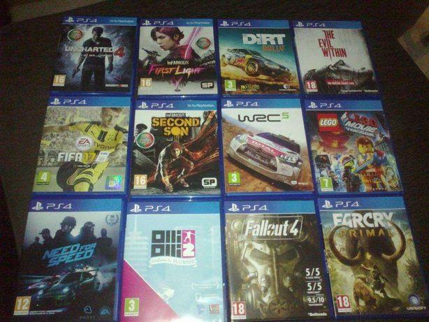 Jogos - PS4
