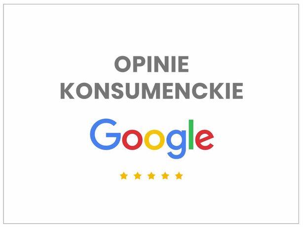 Opinie Google Maps pakiet od 20 zł. Gwarancja.