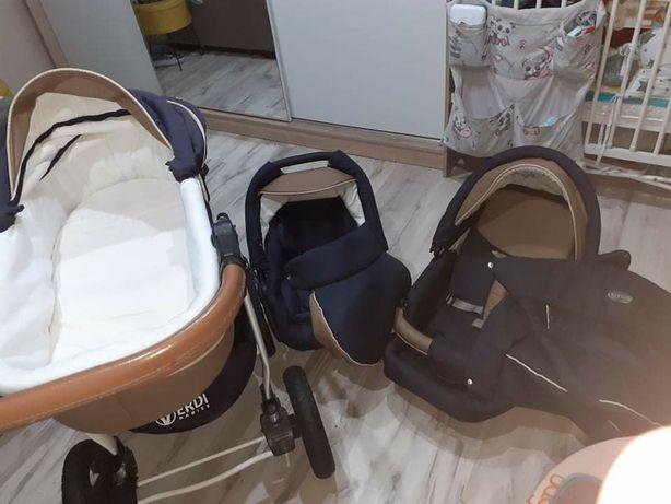 Wózek 3w1 firmy VERDi babies