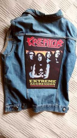 katana Kreator Extreme Aggression thrash heavy metal rock