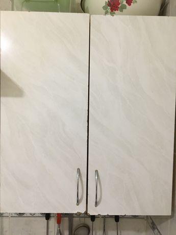 Кухонный шкаф с сушилкой