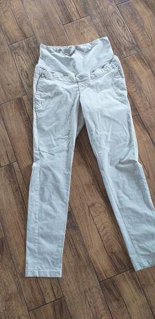Spodnie ciążowe H &M mama roz L 40