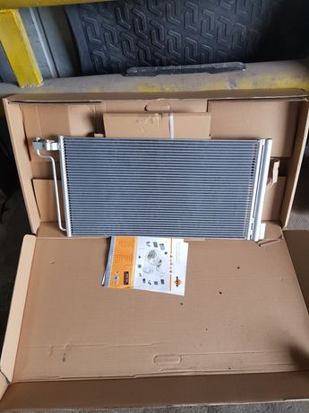Радиатор кондиционера ford focus 3 2.0 бенз.