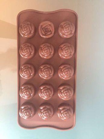 Forma bombons -silikomart