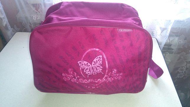 Новая сумка для школы или дополнительных занятий, + подарок